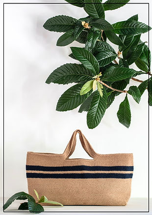 cooperativestudio L crochet bag