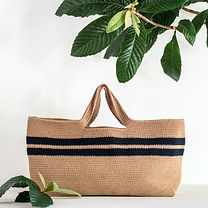 cooperativestudio  L crochet shopping bag