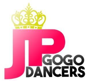Jappalla GoGo Dancers ロゴ カラーVer.