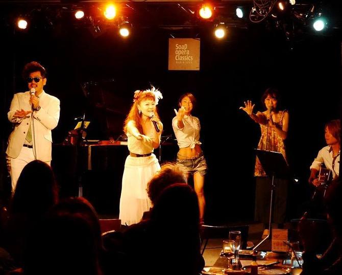 ラジオ公開収録ライヴイベント♪にしたに朱微 の Friday Muse ~ゲスト:ジャッパラ アミ