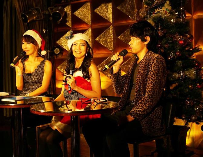BERO Xmas Japon 48~ベロクリ48 After Report!!! ラジオ公開収録 FM MOOV KOBE 76.1MHz ...... ★【IBIZA CAFE 】★
