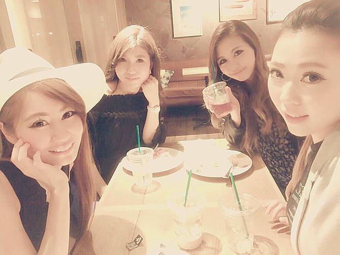 Jappalla GoGo Dancers  二期メンバー と女子会♡