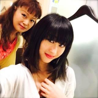 【 グランプリは♡あなたよ 】 伝説の日本人モデル 山口小夜子さん✨ の 再来...✨