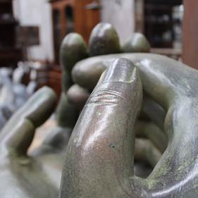 Decoración y accesorios hechos por manos