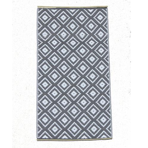 Dominoe Gray180 x 90 cms