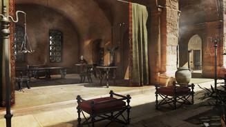 Risen, Pilate's Palace