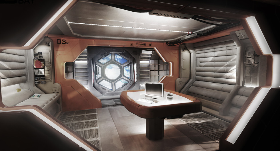 Spaceship, Commercial