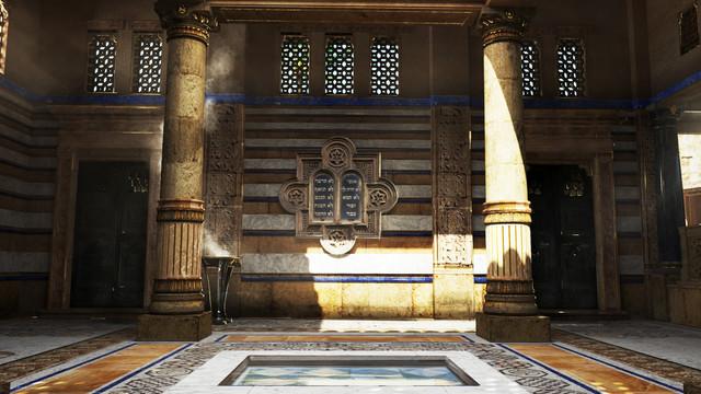 Ben Hur, Atrium