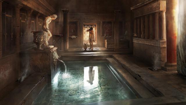 Risen, Bath
