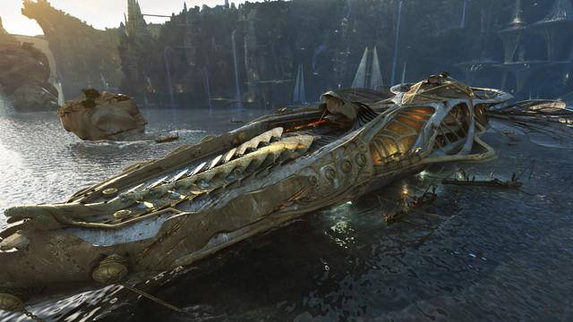 Umakala, XuRy Battleship