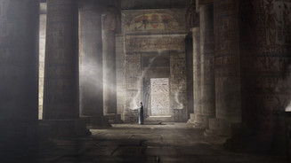Tut, Great Temple Of Thebes