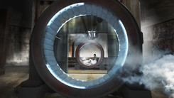 Zoolander 2, Steam Room, Armchair