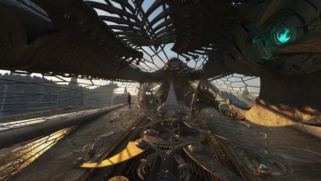 Umakala, XuRy Battleship, Control room