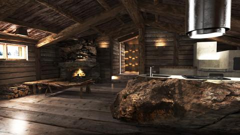 Zoolander 2, Cabin