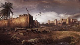 Risen, Roman Fort Study