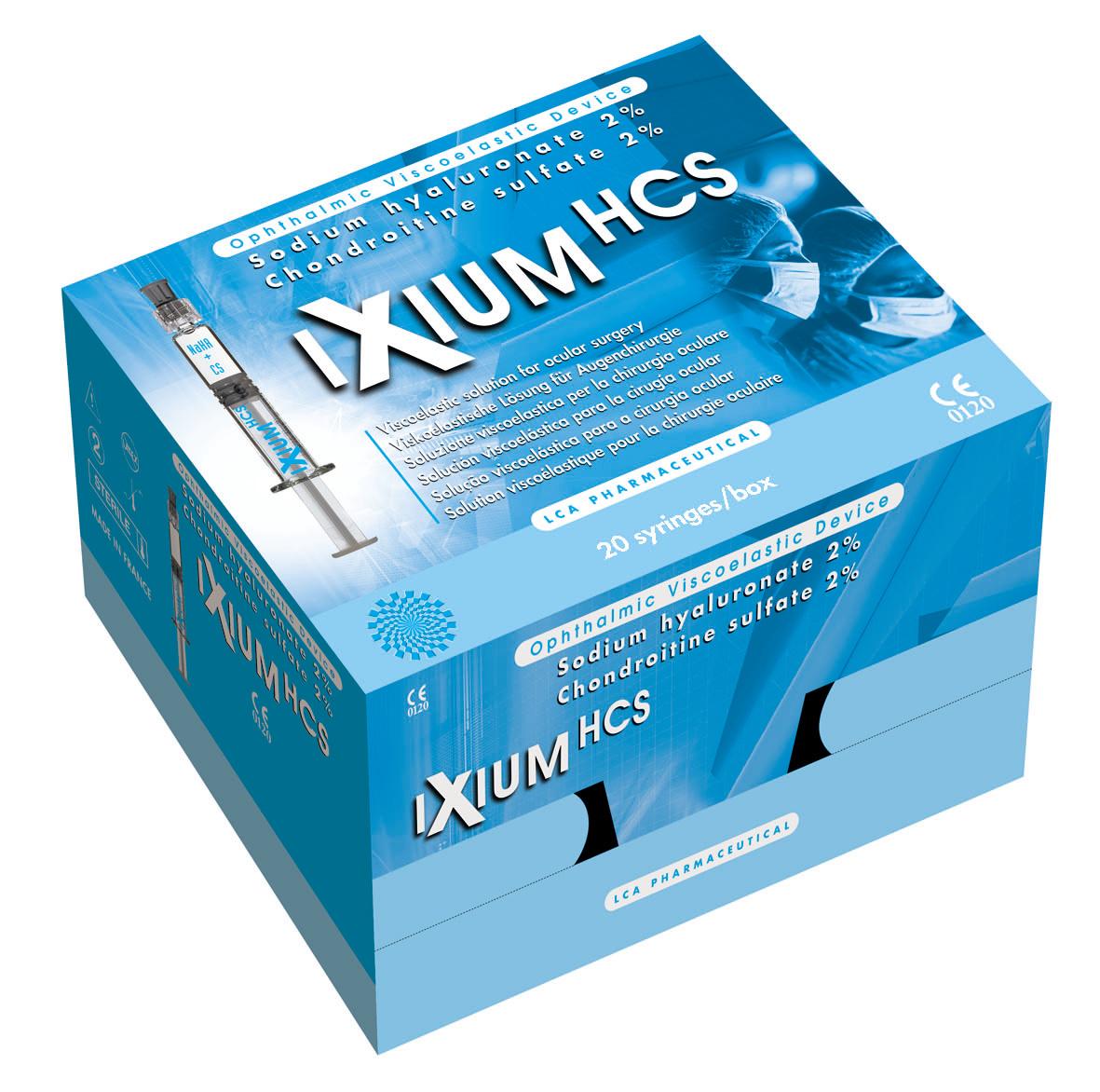 IXIUM HCSx20