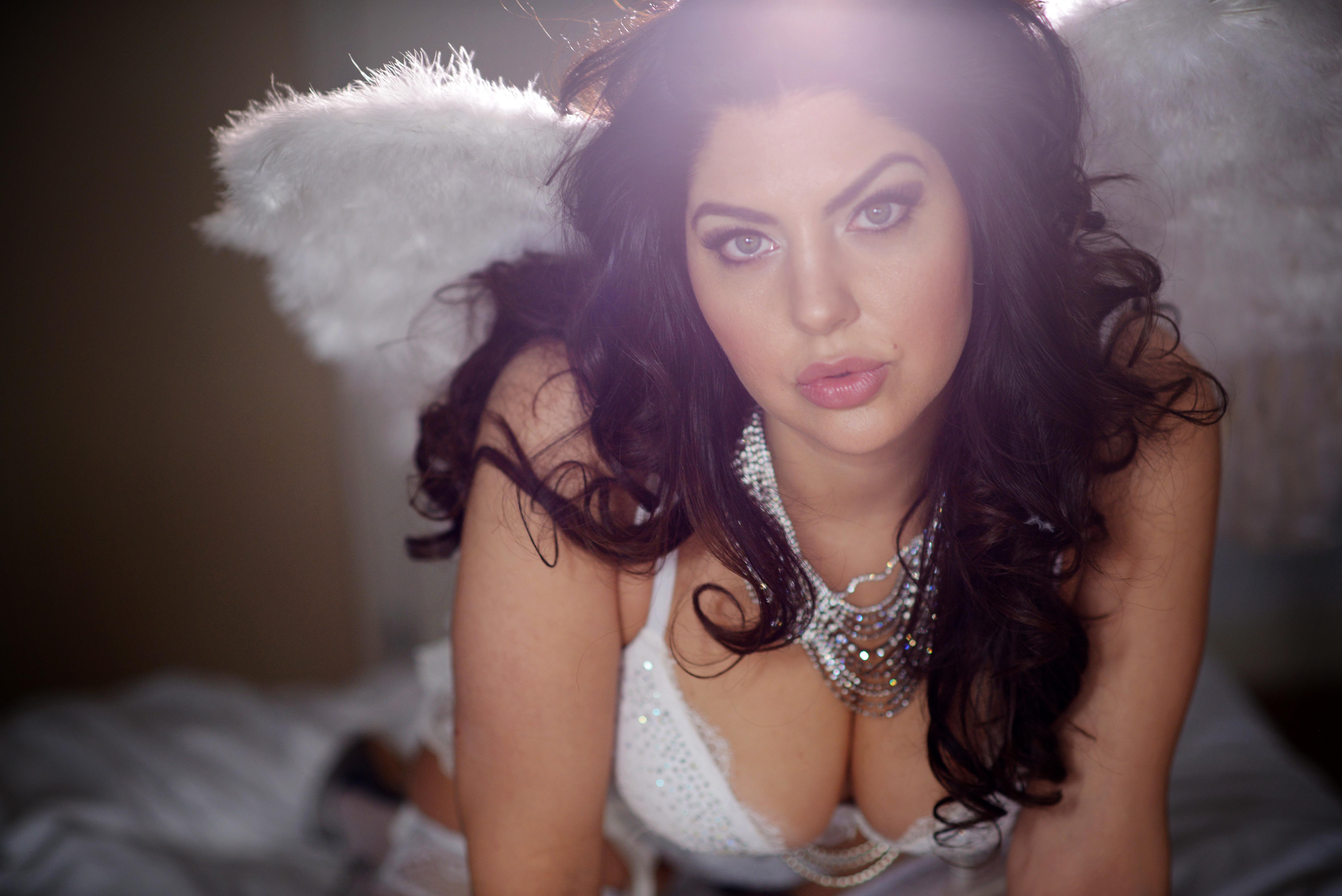 angel boudoir