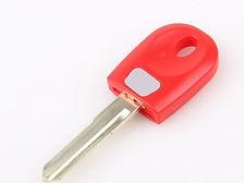 clé rouge noire ducati code