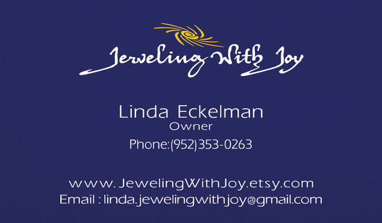 jeweling with joy logo and card