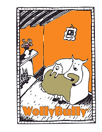 wolly bully logo for blanket