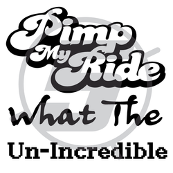 pimp my ride and more