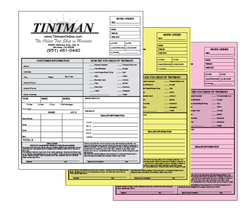 NCR, INVOICE BUSINESS FORMS