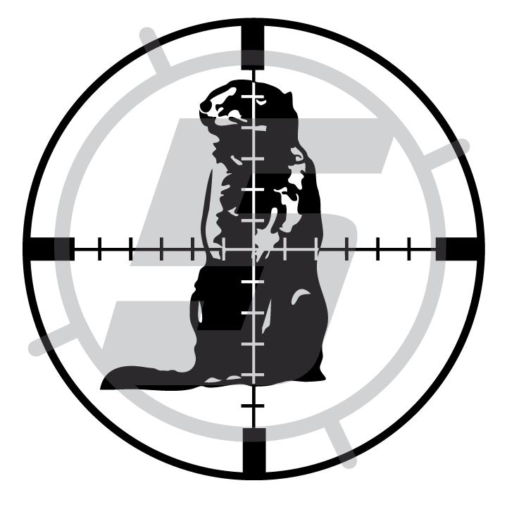 gopher-target