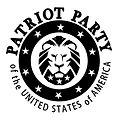 patriot party 1776 13 Stars colonies