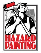 HAZARD PAINTING LOGO