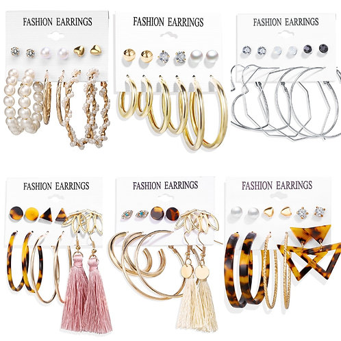 Vintage Earrings for Women