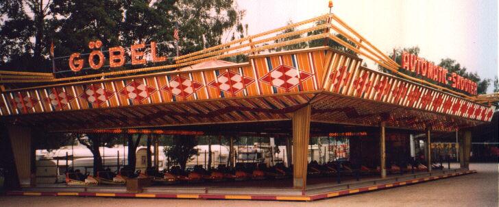 8 Säulen Autokooter