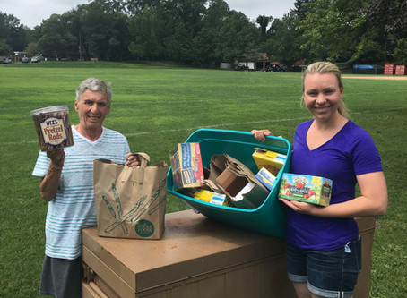 Rye Recreation Camp  (WRAPS) Food Drive