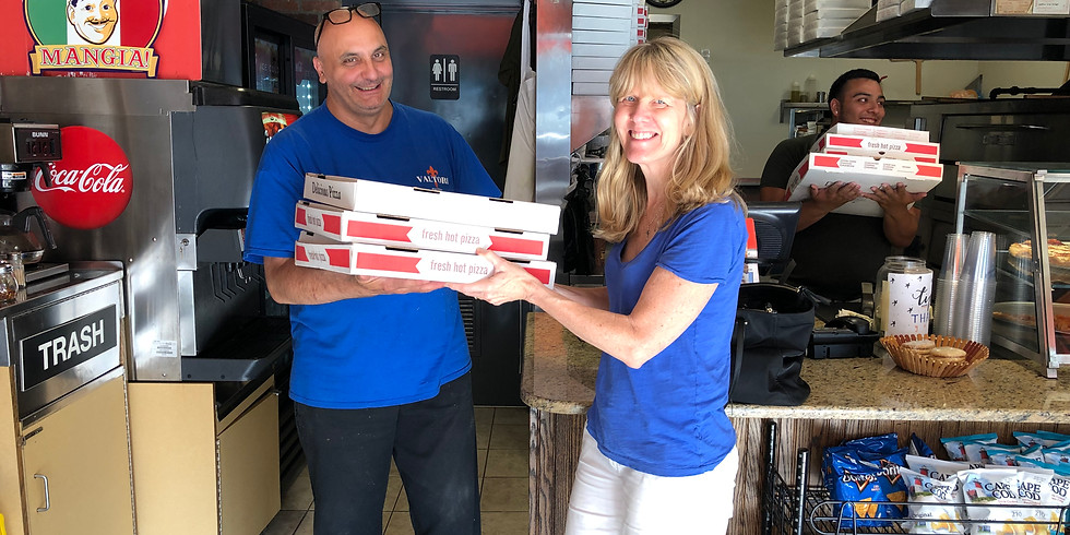 Food Rescuer ( Pick up Bagels and Pizza) December 10, 2019                              (24)
