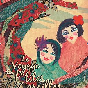 Affiche Voyage des P'tites Z'oreilles.jp