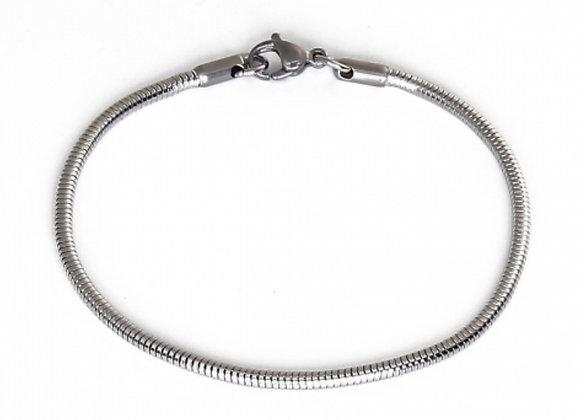 Bracelet - SILVER -