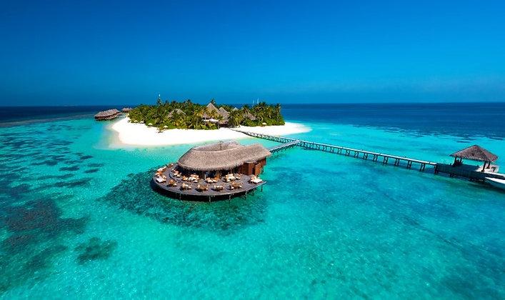 MIRIHI ISLAND MALDIVES  มิริฮี ไอซ์แลนด์ มัลดีฟส์