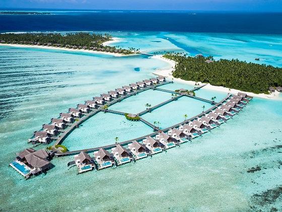 NIYAMA PRIVATE ISLAND MALDIVES  นิยาม่า ไพรเวท ไอซ์แลนด์ มัลดีฟส์