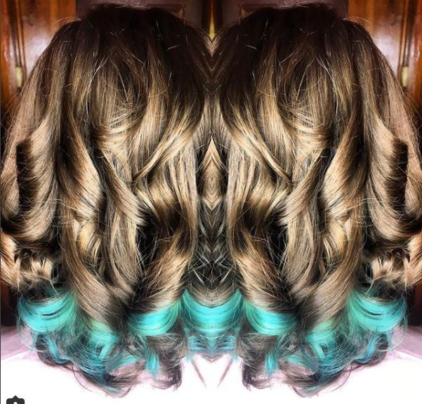 Illusions Salon Fantasy Hair