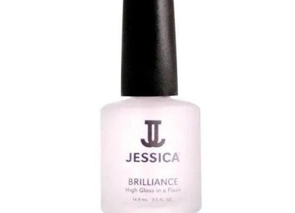Jessica Midi Brilliance Top Coat 7.4ml