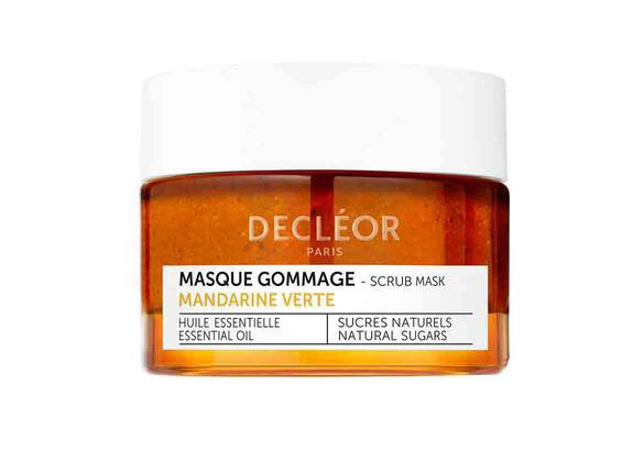 Green Mandarin Glow Exfoliating 2-in-1 Scrub Mask