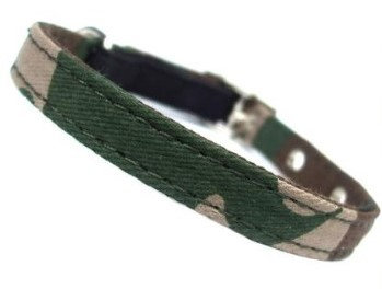 Stealth Army Custom Cat Collars By PET TAGS DIRECT Dublin Ireland