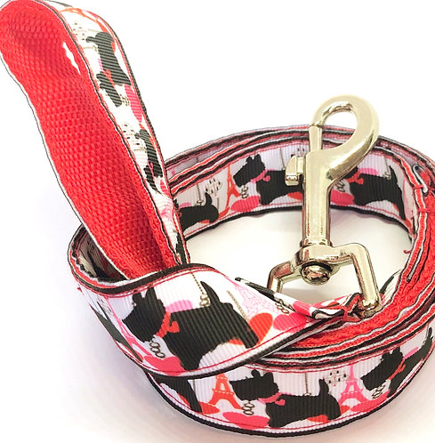 Custom Collar & Leash Hand Made By PET TAGS DIRECT Dublin Ireland, Custom Collars Direct To Your Door,