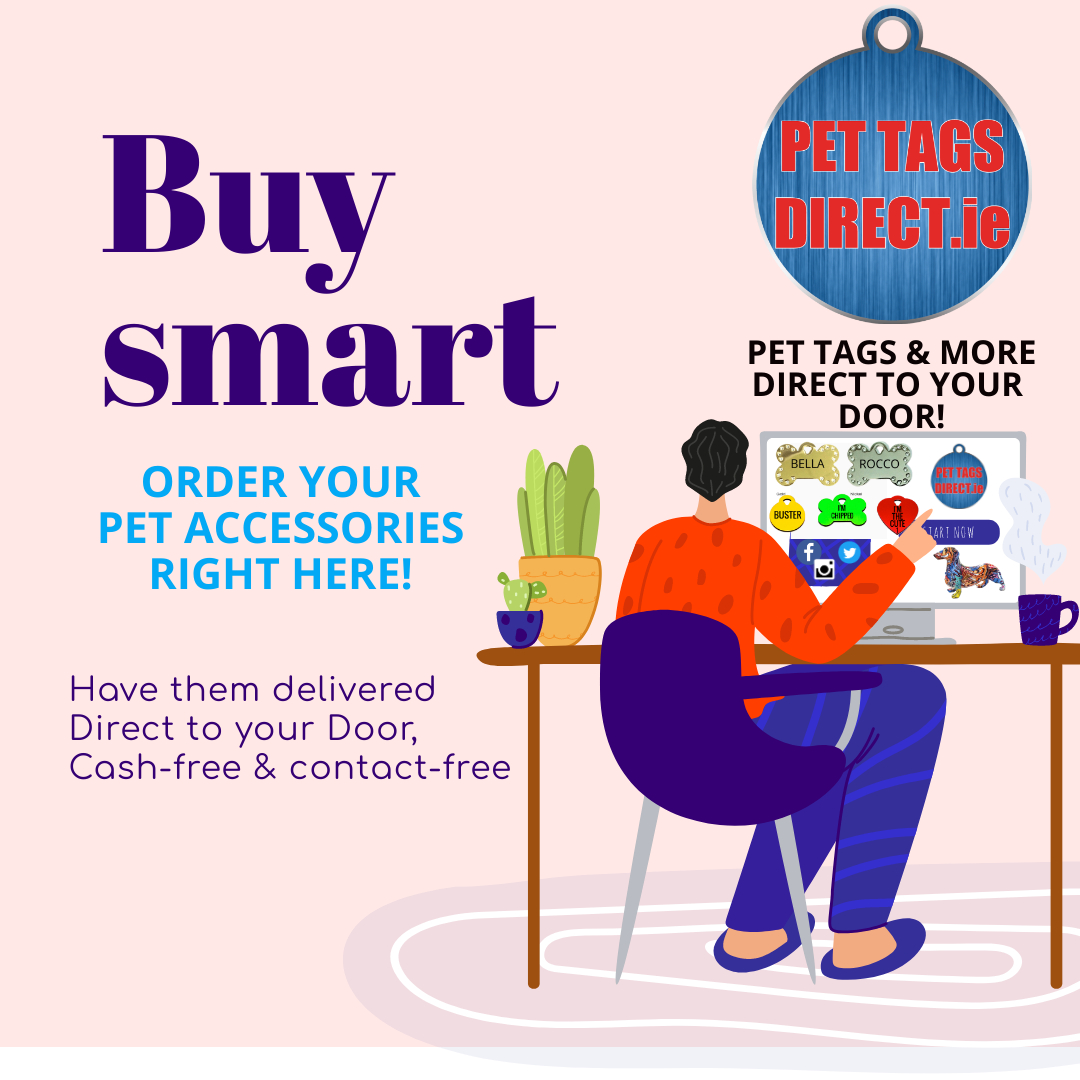 PET TAGS DIRECT BUY SMART DELIVERED DIRE