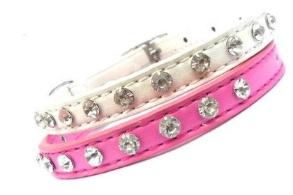 Custom Cat Collars By PET TAGS DIRECT Dublin Ireland Glamour Puss in 3 Amazing Colors