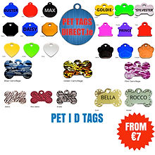 PET TAGS DIRECT   PET TAGS & ACCESSORIES