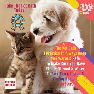 The Pet Oath !