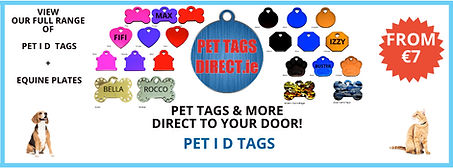 PET TAGS DIRECT PET TAGS & EQUINE PLATES