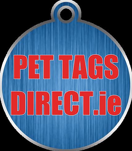 PET TAGS DIRECT LOGO