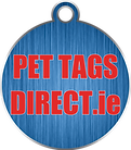 PET TAGS DIRECT LOGO