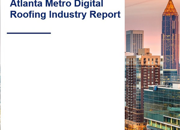 Atlanta Metro Roofing Market Report